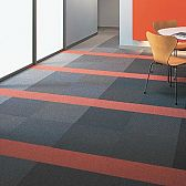 Stripe Carpet Tiles