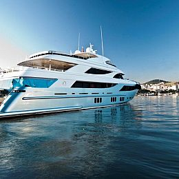 Superyacht | Featuring Cork