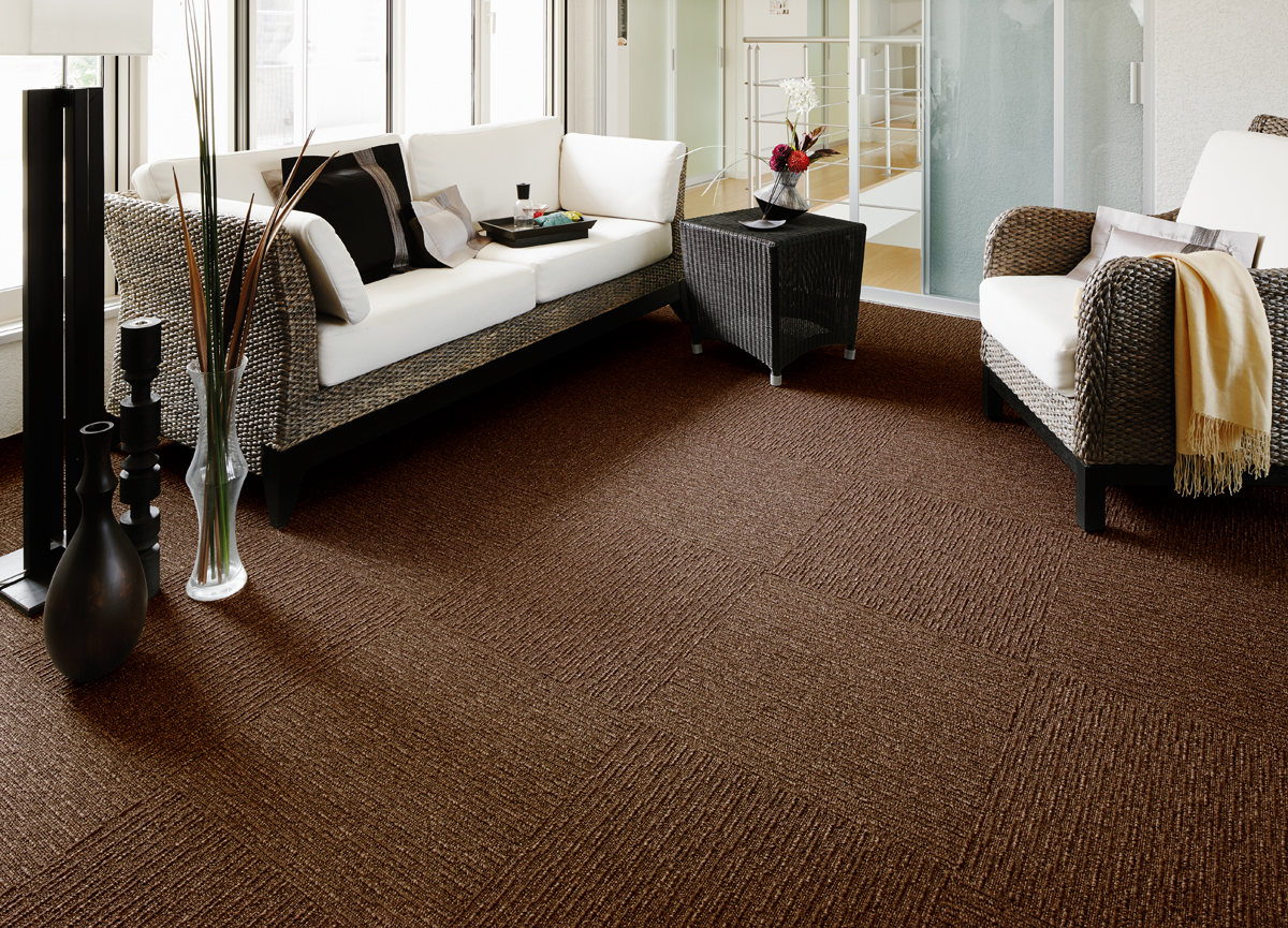 EcoFloors Residential Carpet Tiles Auckland New Zealand