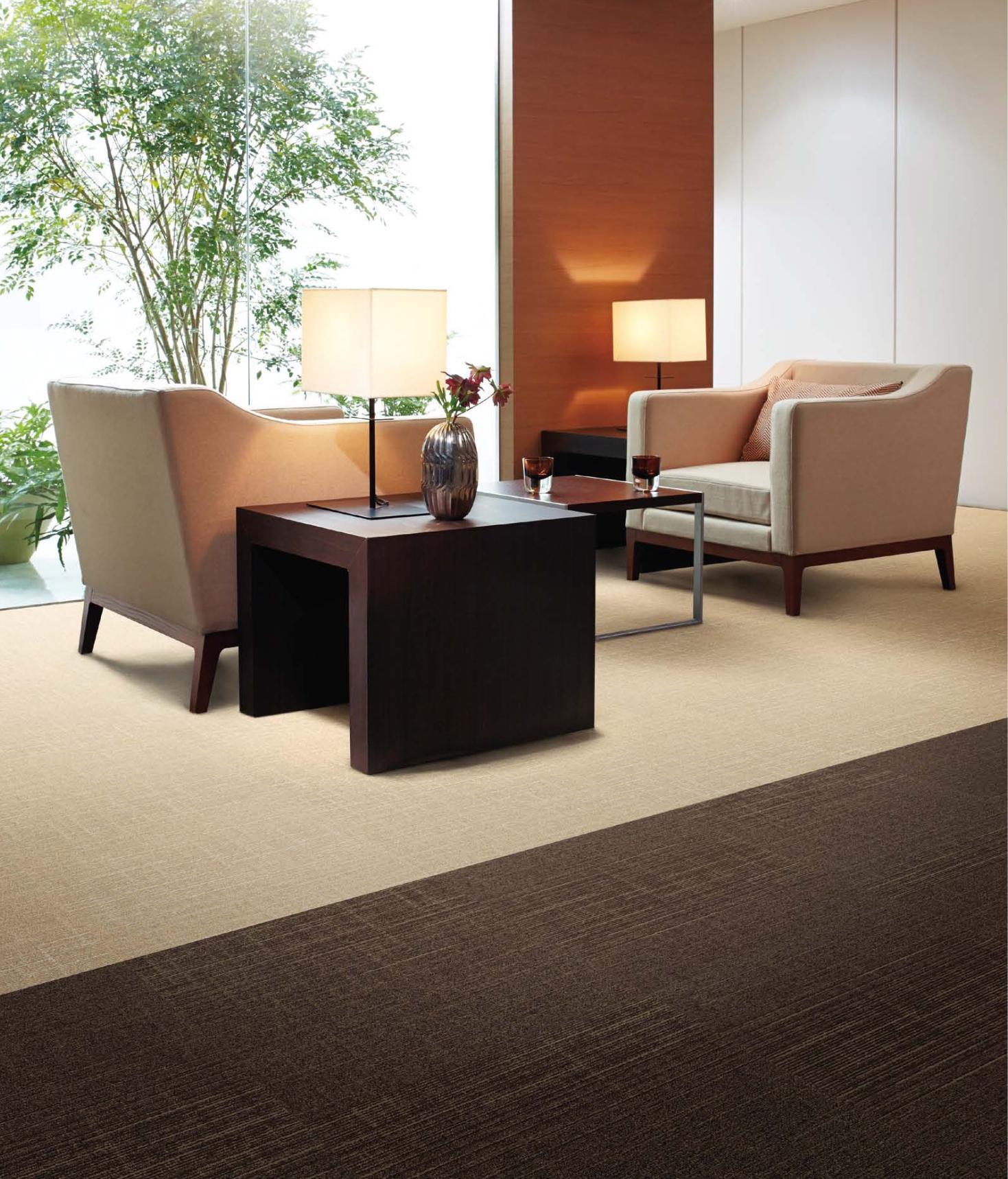 Yutaka 2300 Carpet Tiles Ecofloors