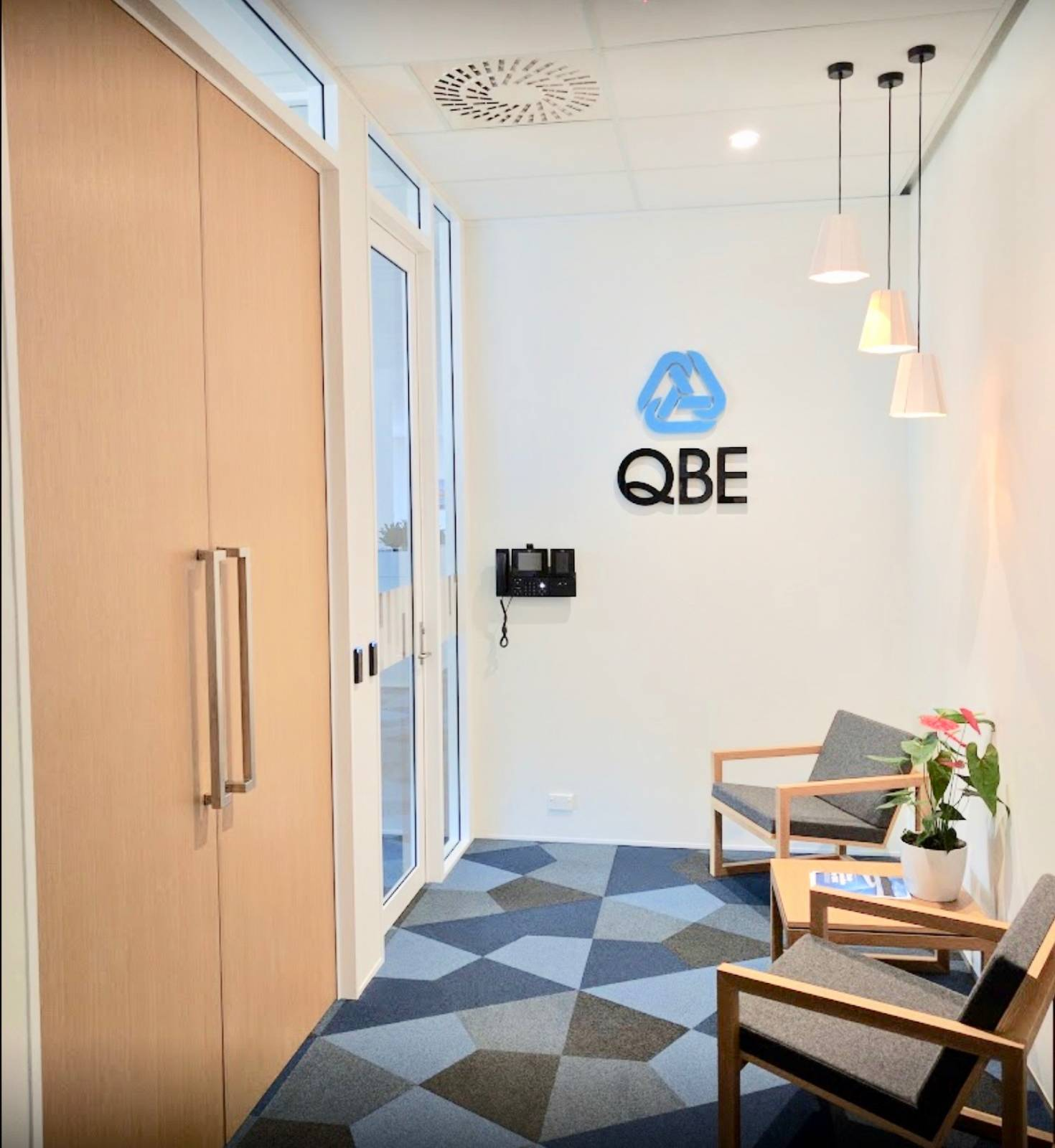 QBE Insurance | Christchurch - EcoFloors