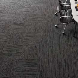 Spear Line Carpet Tiles