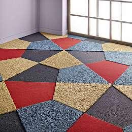 Vorwerk Acoustic SL SONIC Crystal Carpet Tiles