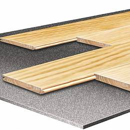 Underlay for Resilient Flooring