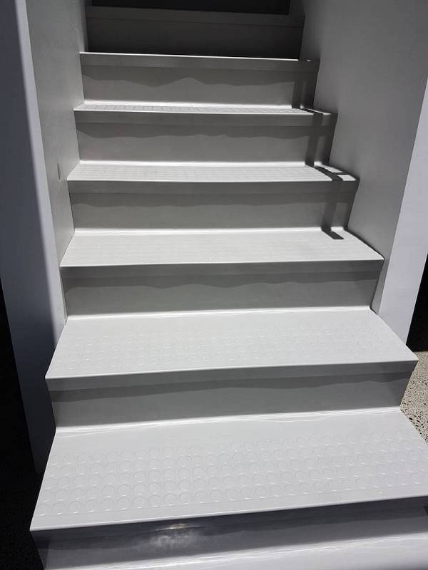 Rubber Stair Treads Ecofloors