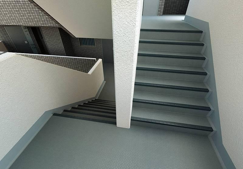 Egress Stair Treads Ecofloors
