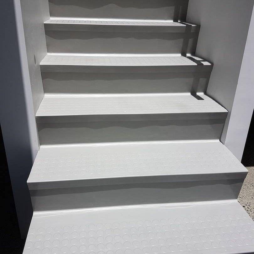 Rubber Stair Treads Ecofloors